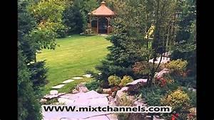 Déco De Jardin : jardin deco maison mixtchannels com youtube ~ Melissatoandfro.com Idées de Décoration