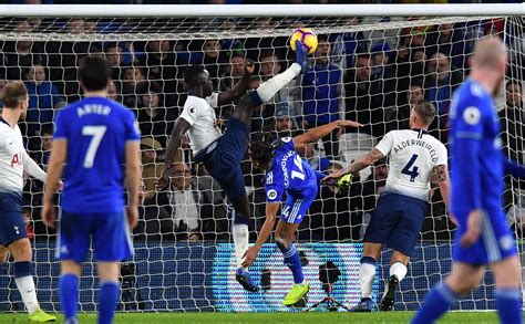 Tottenham fans react on Twitter to Davinson Sanchez ...