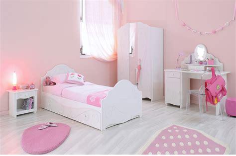 chambre blanc chambre à coucher fille blanc brillant novomeuble