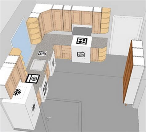 kitchen cabinets design layout kitchen layout pictures of kitchens