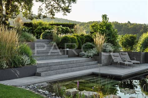 Der Schwimmteich Wohlfuehloase Im Garten by Wohlf 252 Hloase Mit Schwimmteich Parc S Gartengestaltung Gmbh