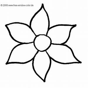 Blumen Zum Ausdrucken : malvorlagen blume picture blumen vorlage malvorlagen blumen blumenschablone ~ Watch28wear.com Haus und Dekorationen