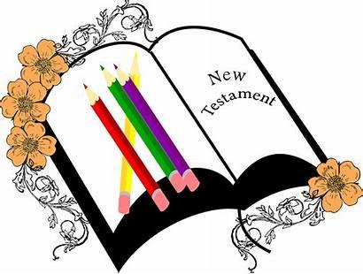 Bible Journaling Testament Clip Clipart Transparent Borders