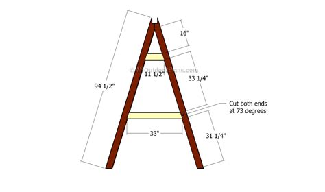 frame swing plans  outdoor plans diy shed