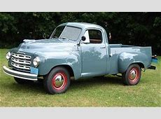 John Macdonald Pickup Truck Review From 1950 To 1959 This