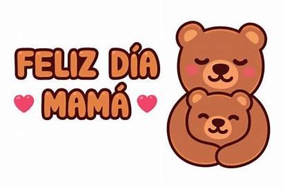 Bear Mama Mother Cub Clip Mom Illustrations