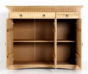 Möbel Aus Kiefernholz : 3trg kommode aus kiefernholz gelaugt ge lt schrank sideboard ~ Sanjose-hotels-ca.com Haus und Dekorationen