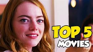 TOP 5 Movies starring Emma Stone - Clip Complation - YouTube