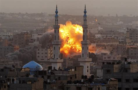 Salafist Targeted In Israeli Airstrike On Gaza  The Times Of Israel