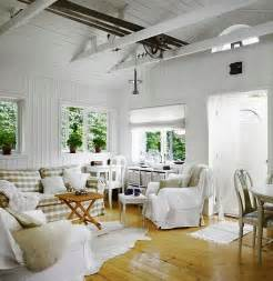 Scandinavian Cottage Interior