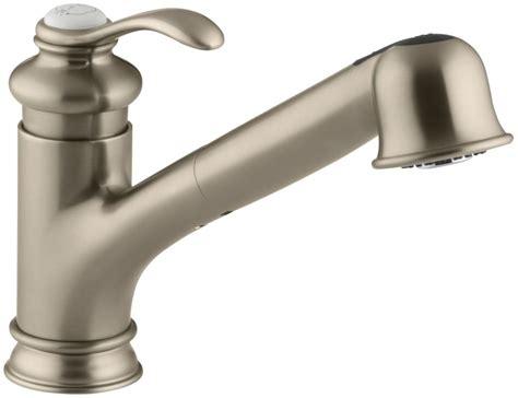 kohler kitchen sink faucet kohler forte kitchen faucet 6690