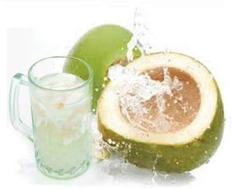 khasiat air kelapa muda untuk pria