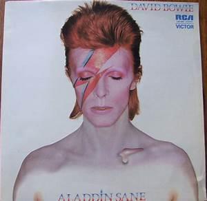 David Bowie - Aladdin Sane   Bam Bam Costume Hire