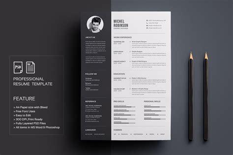 22438 creative resumes templates resume cv resume templates creative market