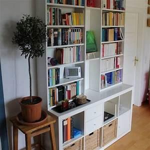 Ikea Bibliothèque Blanche : d co bibliotheque billy ~ Teatrodelosmanantiales.com Idées de Décoration