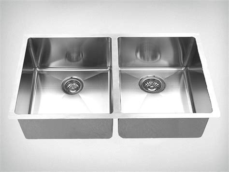 Double Bowl Sink ? LOF500   Fuentera Sinks