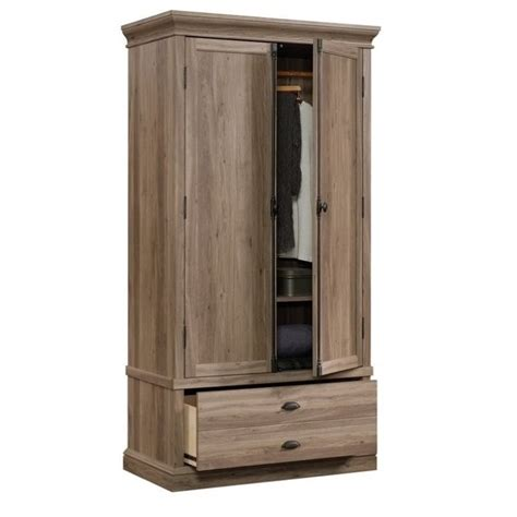 Bedroom Armoire In Salt Oak 418891