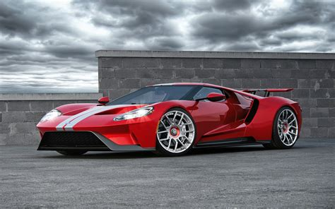 Ford Gt Kit Car by 2017 Ford Gt Quot Egoista Quot Rendering Has Liberty Walk Widebody
