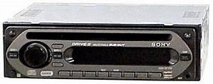 Sony -- Cdx-gt200