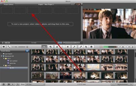 como utilizar la correccion de video en color en imovie