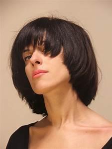 Pageboy haircut female