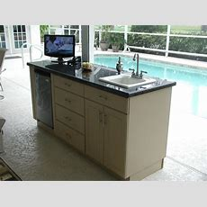 How To Clear Outdoor Kitchen Sink