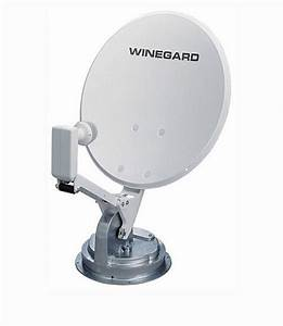 Winegard Crank Up Stationary Satellite