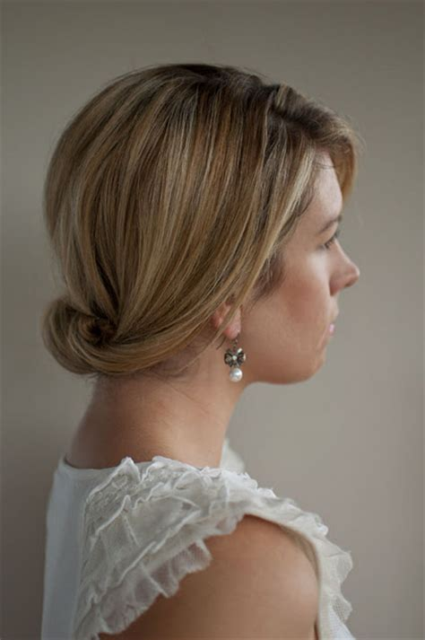 easy wedding hairstyles     hair