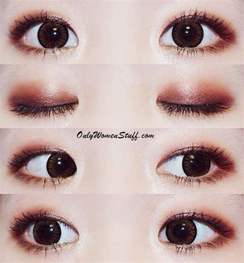 Easy Monolid Eye Makeup Tips Ideas With Pictures