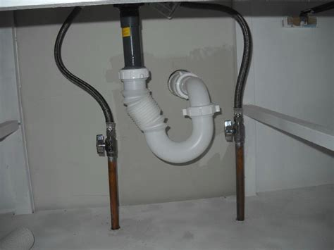 plumbing for kitchen sink bathroom archives the homy design 4293