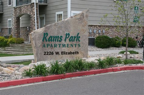 Rams Park Apartments  Fort Collins, Colorado Bellisimo
