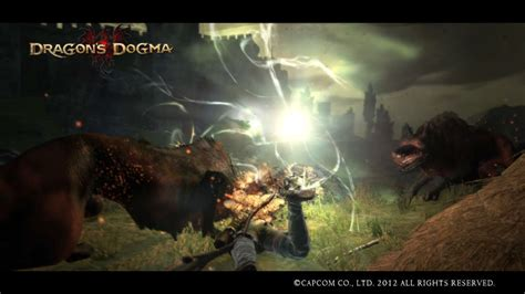 hellhound dragons dogma wiki fandom powered  wikia