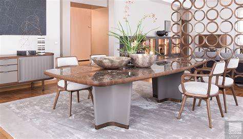 Giorgetti Bigwig Table By Roberto Lazzeroni