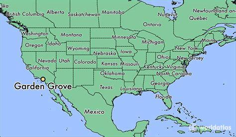 Garden Grove California by Where Is Garden Grove Ca Garden Grove California Map
