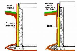 Étanchéité Mur Enterré Par L Intérieur : isoler les fondations par l 39 ext rieur ~ Farleysfitness.com Idées de Décoration