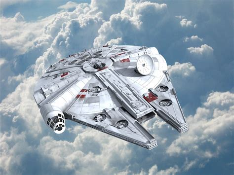 The Millennium Falcon Became Famous As The Personal