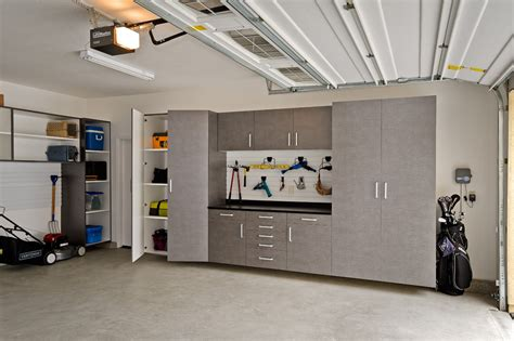 Garage Organization System Garage And Shed Contemporary