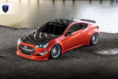 Custom Hyundai Genesis Coupe Images Mods Photos