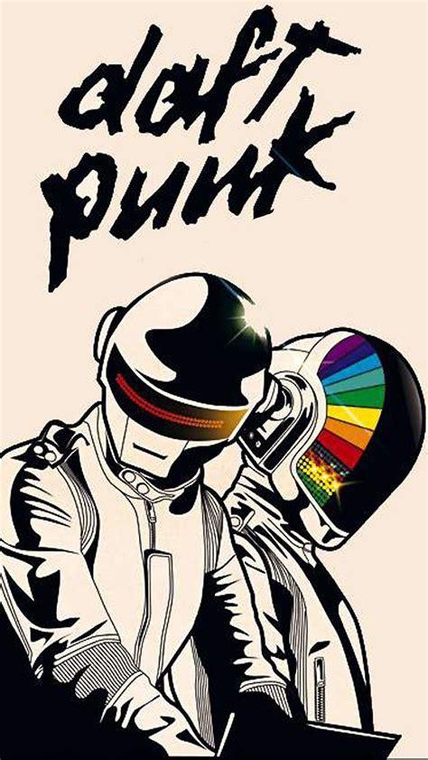 Music iPhone Wallpaper HD Daft Punk   Daft punk, Punk ...