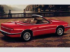 Maserati Chrysler TC Club Average Guy's Car
