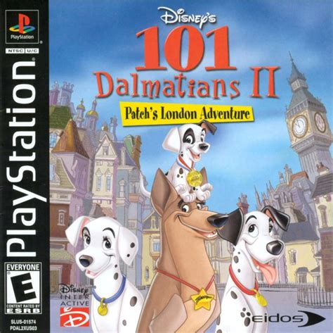 disneys  dalmatians ii patchs london adventure  playstation  mobygames