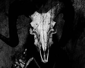 Satanic Goat Head Wallpaper | www.pixshark.com - Images ...