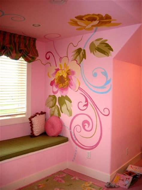 119 best images about painted designs on walls on