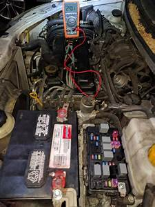 8f6f2 05 Silverado Crankshaft Alignment Sensor Wiring