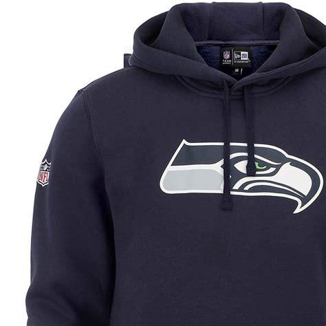 era seattle seahawks hoodie team logo oceansideblue