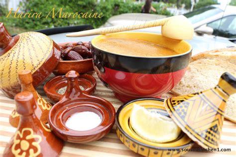 cuisine marocaine ramadan harira soupe marocaine du ramadan