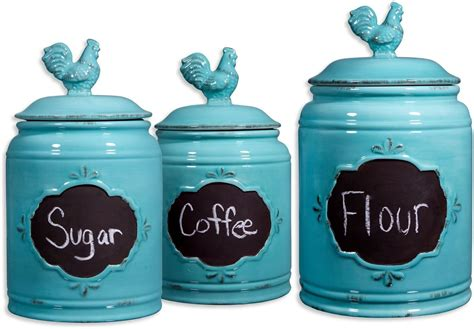 country kitchen canister sets perfect gift  country
