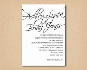 invitations formal enough for an evening wedding With wedding invitation formal attire requested
