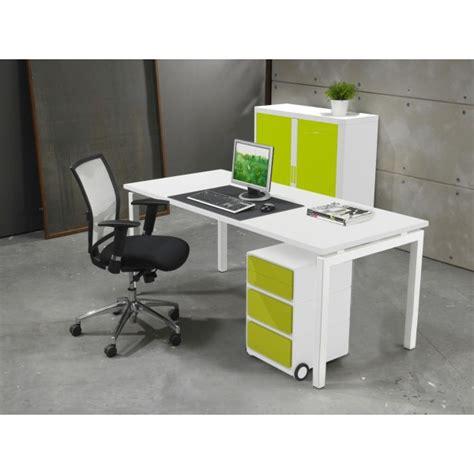 bureau couleur caisson de bureau couleur
