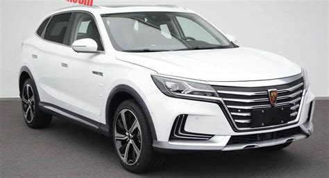 Roewe Marvel X Is A Pure-Electric SUV From China | Carscoops